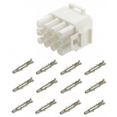 12 way Male Connector for EBL Series