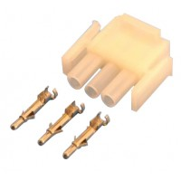 3 way Male Solar Connector for EBL Series