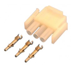 3 way Male Solar Connector for EBL Series - NEW