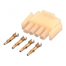 4 way Male Connector for EBL Series - NEW