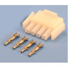 4 way Male Connector for EBL Series