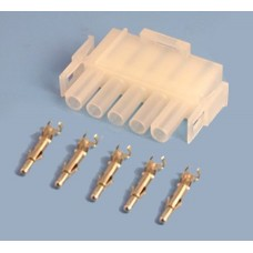 5 way Male Connector for EBL Series