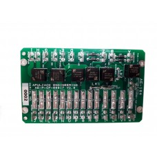 Apuljack Improved BCA PDU Fuseboard - PCB-184-MD / PCB-164-MD /PCB-147-MD / PCB-134-MD - NEW