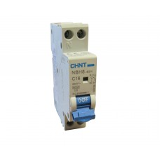 16A MCB - Single Pole and Neutral (1P+N) Circuit Breaker