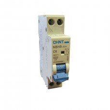 6A MCB - Single Pole and Neutral (1P+N) Circuit Breaker