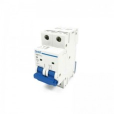 16A MCB - Double Pole Circuit Breaker