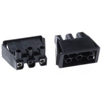 Mains inlet - chassis mount for Sargent ECU Series and Plug in Systems PMS Series units