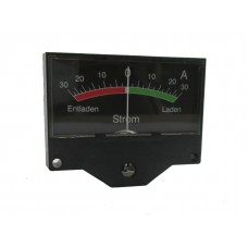 30-0-30 Ammeter for Schaudt IT control panels