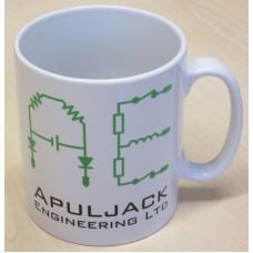 Apuljack Engineering Coffee Mug