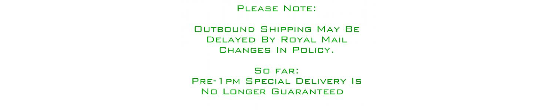 postage change