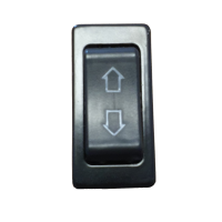 Universal DPDT Power Rocker Switch