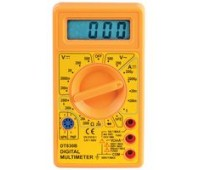 Basic Multimeter with Diode and Transistor tester